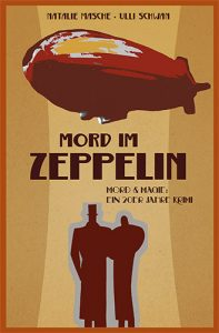 "Cover ""Mord im Zeppelin"""